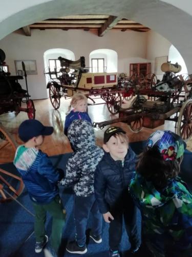 dobrodružná výprava na hradě Vildštejn